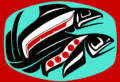 Gitxsan Watershed Authorities Logo